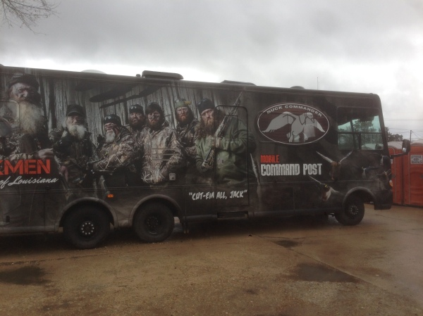 Duck Commander Mobile Unit!