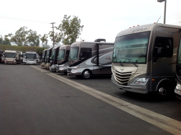 Fountain Valley RV Show